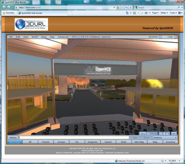 2011-07-31-MOSES-OpenVCE-in-browser-via-SpotOn3D